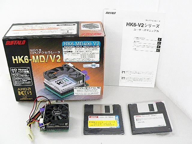 98パーツ販売 HK6-MD400-V2 BUFFALO
