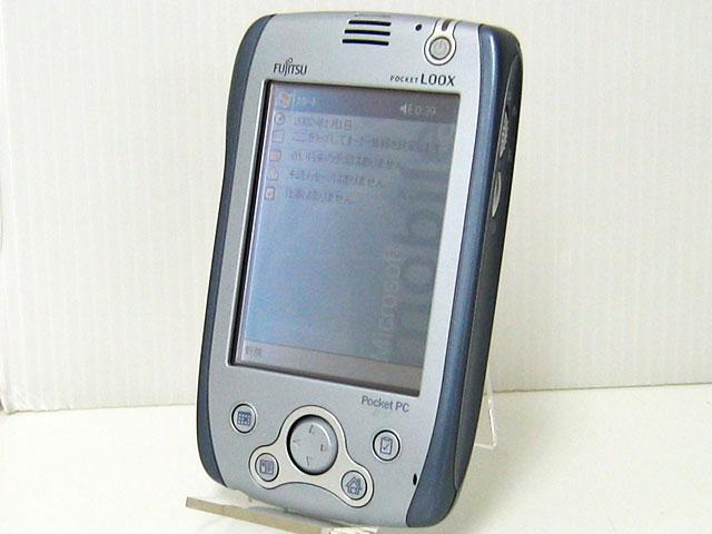 中古PDA販売 POCKET LOOX FLX2H-B FUJITSU