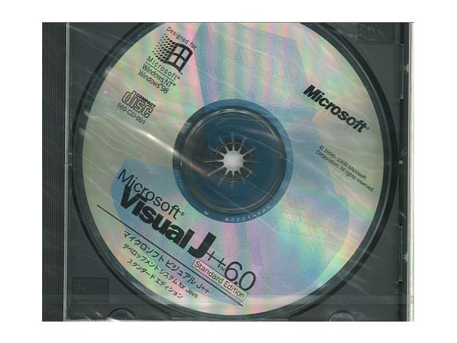 Visual J++ 6.0 Standard