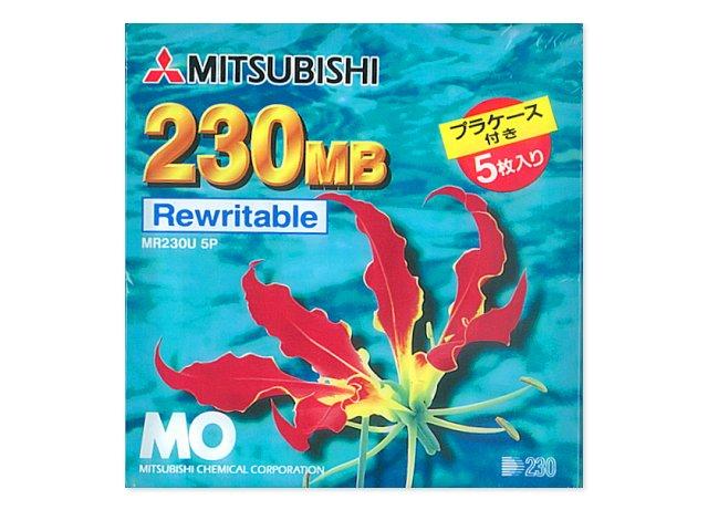 MR230U 5P メディア