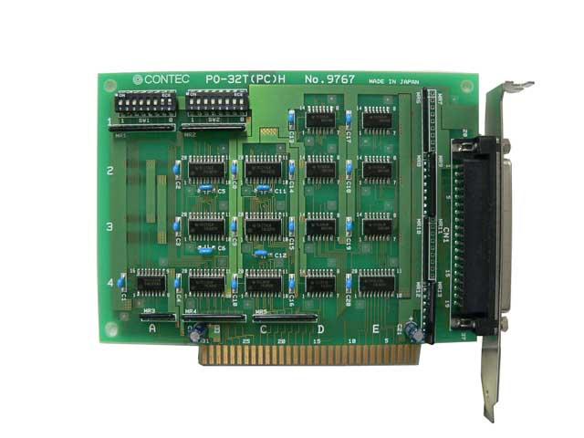 制御ボード販売 PO-32T(PC)H CONTEC