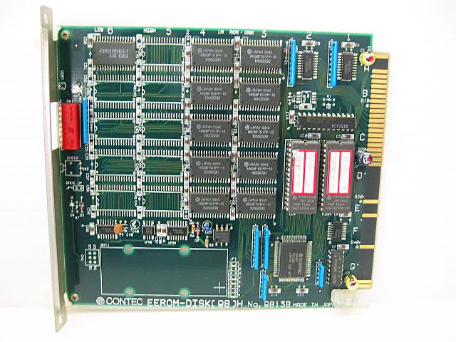 制御ボード販売 EEROM-DISK(98)H-01 CONTEC
