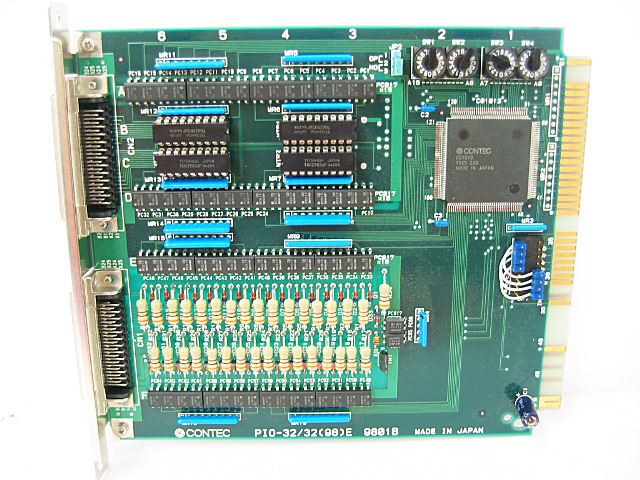 制御ボード販売 PIO-32/32(98)E CONTEC