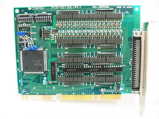 制御ボード販売 PIO-32/32L(PC) CONTEC