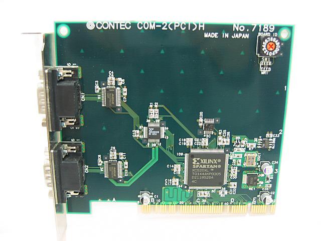 制御ボード販売 COM-2(PCI)H CONTEC