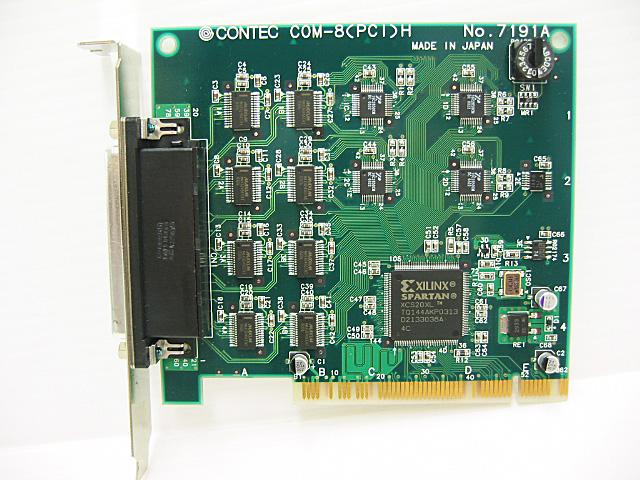 制御ボード販売 COM-8(PCI)H CONTEC