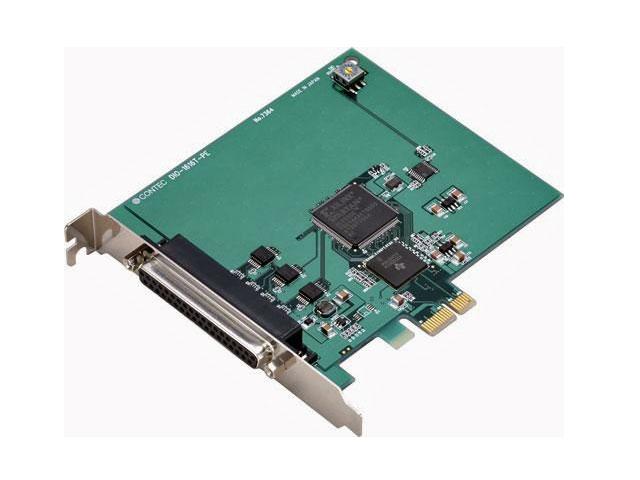 制御ボード販売 DIO-1616T-PE CONTEC