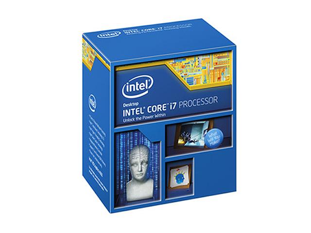 CPU Core i7 4790