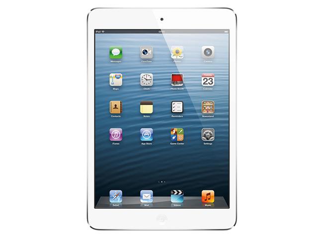 iPad mini Wi-Fi + Cellular 16GB White & silver SIMロックフリー MD543ZP/A