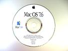 中古Mac:Mac OS 7.6
