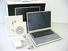中古Mac:PowerBook G4 Titanium 800Hz 15インチ