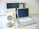 中古Mac:iBook G3 600MHz 12.1インチ