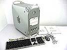 中古Mac:PowerMac G4 FW800 1.25GHz Dual