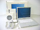 中古Mac:iBook G3 700MHz 14.1インチ