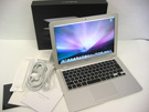 中古Mac:MacBook Air 1.6GHz 13.3インチ
