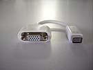 Mini DVI-VGA アダプタならMacパラダイス