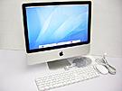 中古Mac:iMac intel 2.4GHz 20インチ Silver(2007/08)