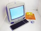 中古Mac:iMac G3 グレープ (トレー型)