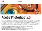 Photoshop 5.0 アップグレード版 Macintosh版ならMacパラダイス