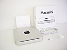 中古Mac:Mac mini 2.4GHz (2コア)
