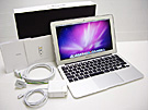 中古Mac:MacBook Air 1.4GHz 11.6インチ