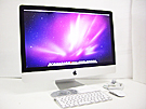 中古Mac:iMac intel Core i7 2.8GHz 27インチ Silver (2009/10)