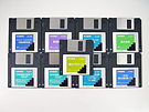 CX-5000 アプリケーションディスクセット