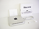 中古Mac:Mac mini 2.66GHz (2コア)
