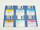 JW05P システムディスクセット
