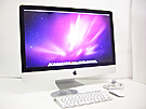中古Mac:iMac intel Core i5 2.7GHz 21.5インチ Silver (2011/05)
