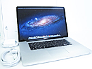 中古Mac:MacBook Pro Core i7 2.4GHz 17インチ