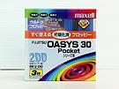 3.5インチ 2DD フロッピーディスク(3枚組)