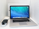 中古Mac:MacBook Pro Core i7 2.5GHz 15.4インチ(RetinaDisplay)