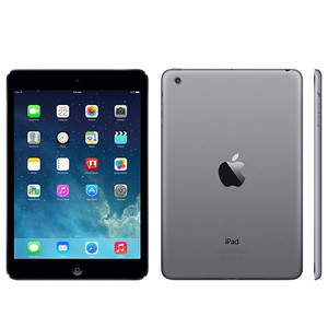 中古Mac:iPad mini 2 Retina Wi-Fi+Cellular モデル 64GB スペースグレイ ME828J/A docomo版