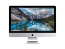 中古Mac:iMac Retina 5K intel Core i7 4.0GHz(4コア) 27インチ Silver (2015/10)
