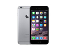 中古Mac:iPhone 6s Plus 16GB SpaceGray MKU12J/A au版