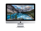中古Mac:iMac Retina 5K intel Core i5 3.8GHz(4コア) 27インチ Silver (2017/05)