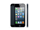 中古Mac:iPhone 5 16GB Black MD297J/A ソフトバンク版