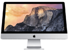 中古Mac:iMac Retina 5K intel Core i5 3.5GHz 27インチ Silver (2014/10)