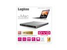 USB3.0ポータブルDVDドライブ LDR-PUD8U3MSVならMacパラダイス
