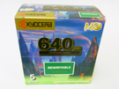 京セラ KCN640U5 640MB MO Disk