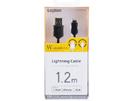 Logitec 両面挿し Lightning to USBケーブル iPhone5/iPad mini